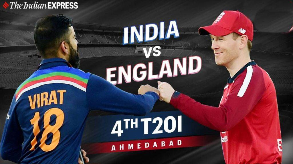 Cricket news in tamil India vs england 4th t-20 match