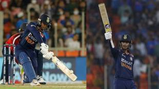 Cricket news in tamil Ishan Kishan is the second indian batsman to score fifty on T20I debut match