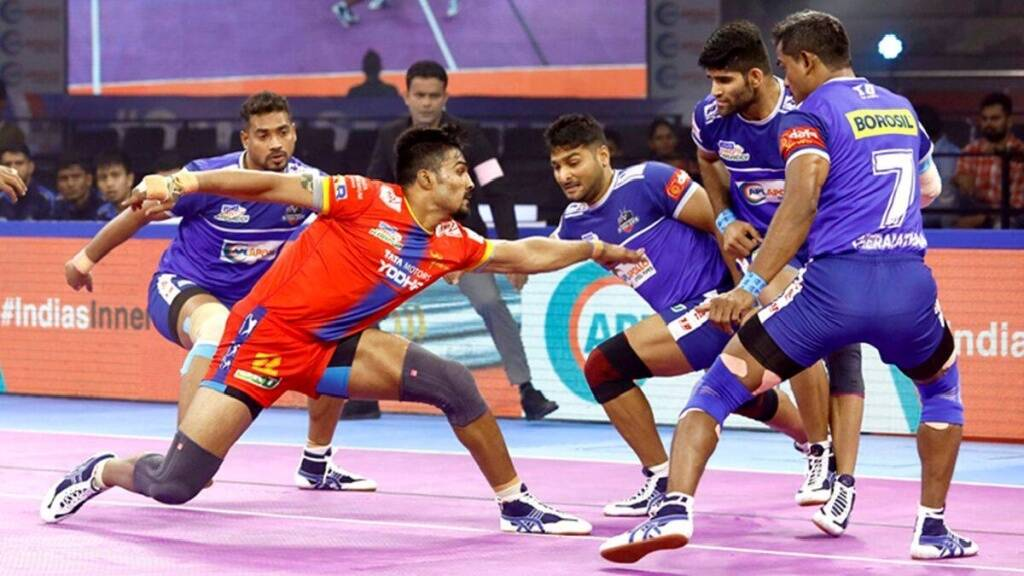 Sports news tamil Pro Kabaddi 8th season stars July-October and TV rights auction in April