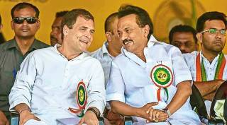 Signs of progress in seat-sharing negotiations between DMK, Congress