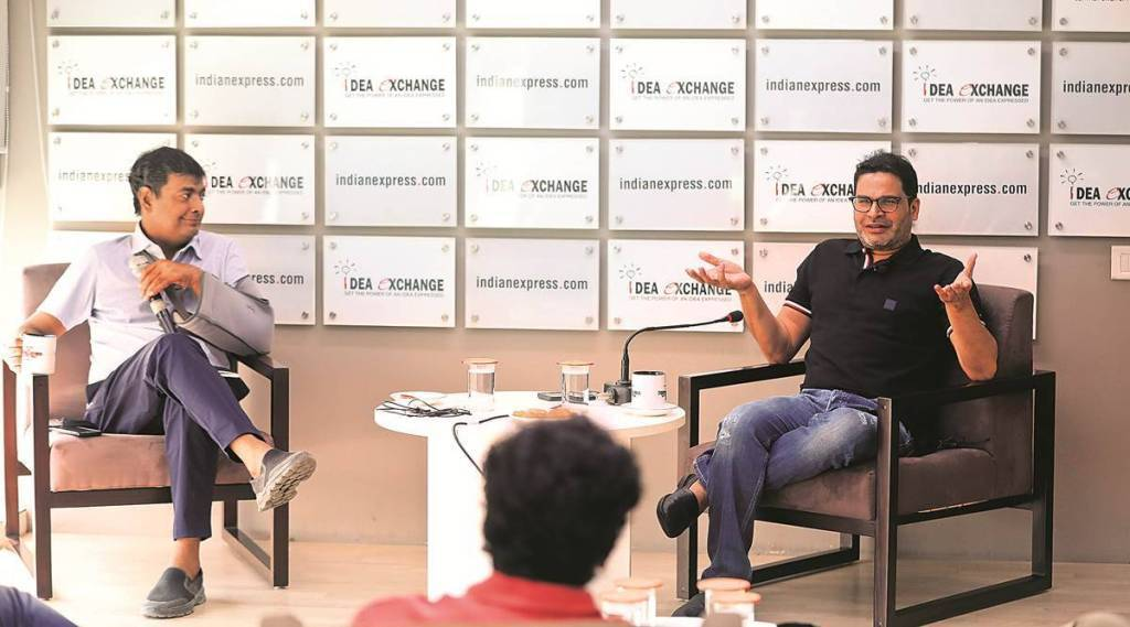 Prashant Kishor Identity politics was always there question of how you play it up SCs in Bengal most crucial factor this time