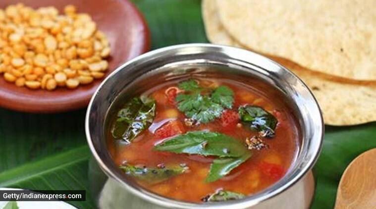 Parupu Rasam recipe Tasty Dal Rasam Recipes Lunch Food Tamil