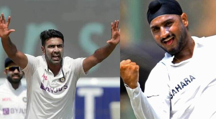Cricket news in tamil  Ashwin's tricks fascinating', but Harbhajan tougher to face as a batsman says English cricketer Ian bel