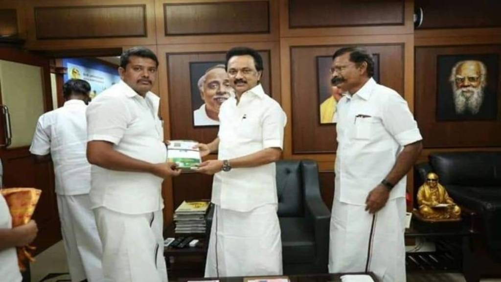 DMK Edappadi Constituency T . Sampath Kumar , Tamilnadu Election 2021 News , DMK