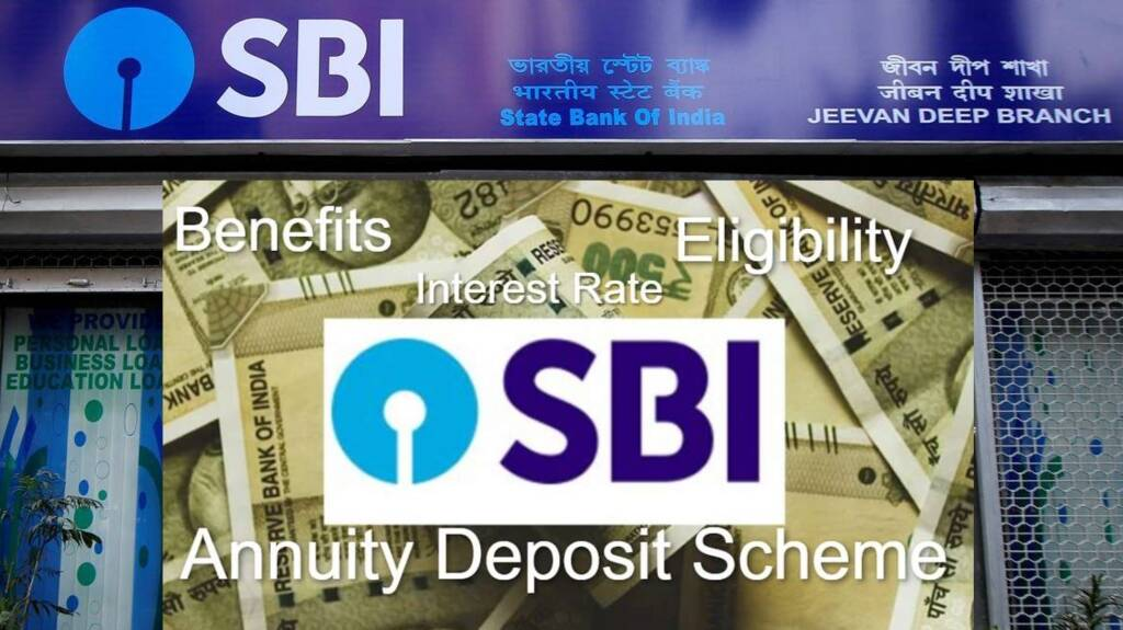 SBI tamil news earn monthly income through State Bank of India's Annuity Scheme