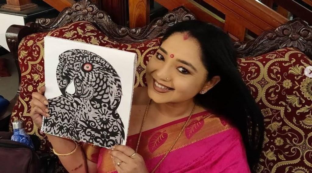 Actress Aishwarya Youtube Channel Sound Saroja Multi Mommy