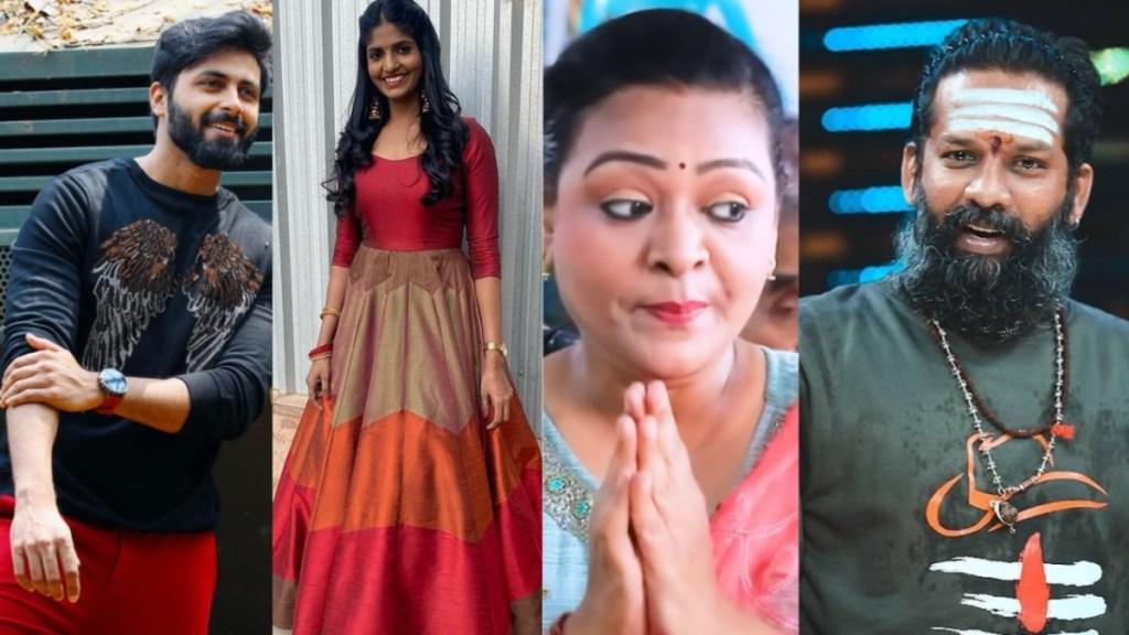 Cook with Comali Season 2 Winner Kani Shakeela Ashwin Pugazh Pavithra Tamil News