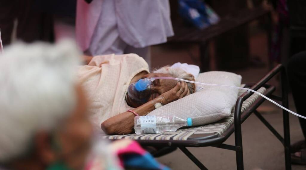 Chennai covid19 second wave hospitals make kin care for patients