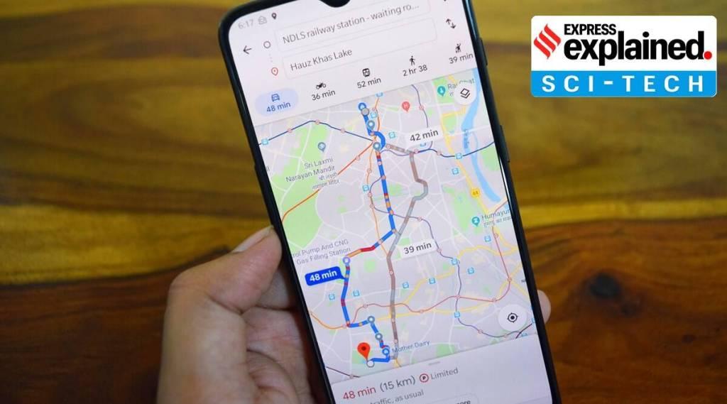 Google maps eco friendly routes Tamil News