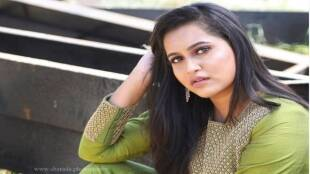 Anchor Actress JacquelinViral Video Makeup Photoshoot Tamil News
