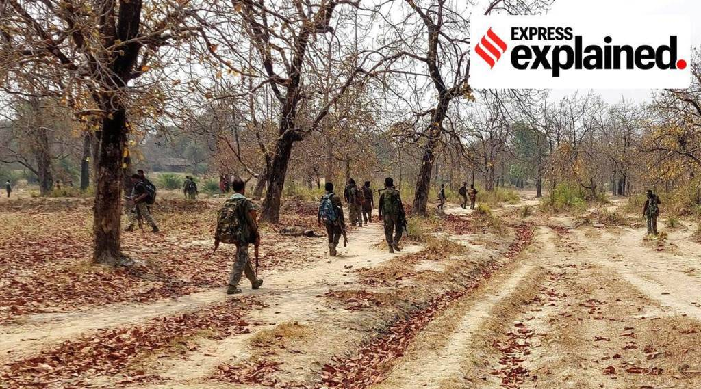 Chhattisgarh Maoist attack How a massive security operation was planned and how it went wrong