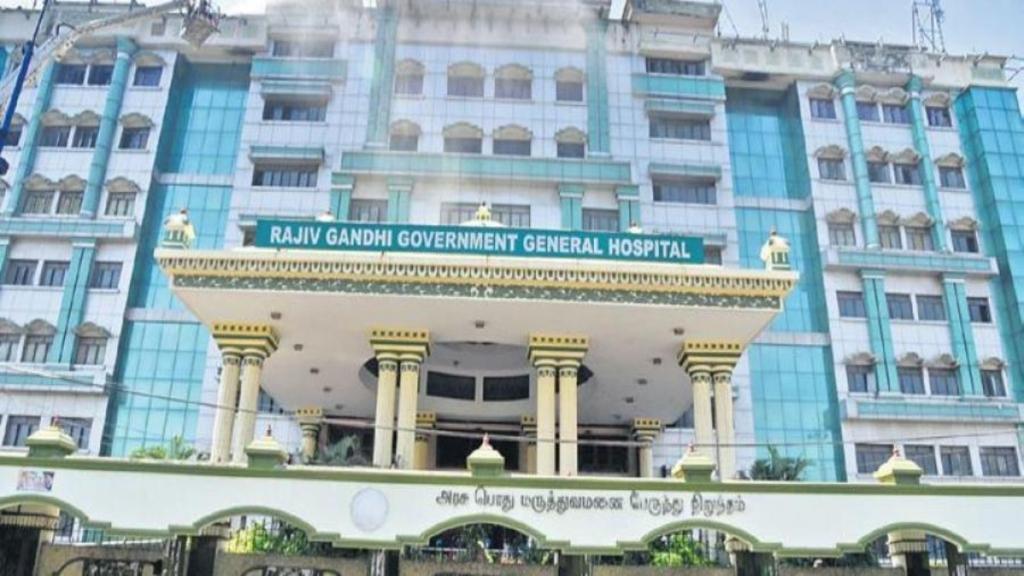 Two Patients on Ventilator died at Rajiv Gandhi Hospital Tamil News