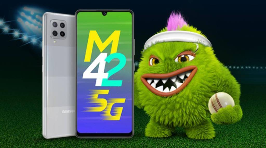 Samsung Galaxy M42 5G launched in India price specifications Tamil News