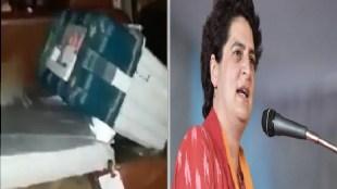 EVM found, BJP Candidate Car, Assam Election, Assam Second Poll, Patharkandi, Priyanka Gandhi