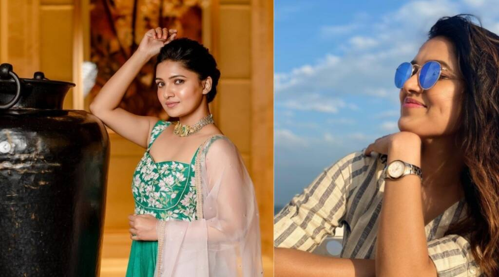 ActressVani Bhojan Latest Photoshoot Latest Pictures Photos