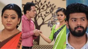 Vijay TV Serial, Bakyalakshmi Serial, Vijay TV Bakyalakshmi serial today episode, விஜய் டிவி, பாக்யலட்சுமி சீரியல், பாக்யலட்சுமி, விஜய் டிவி சீரியல், Bakyalakshmi serial today episode, Gopi promise to Radhika in Bakyalakshmi serial