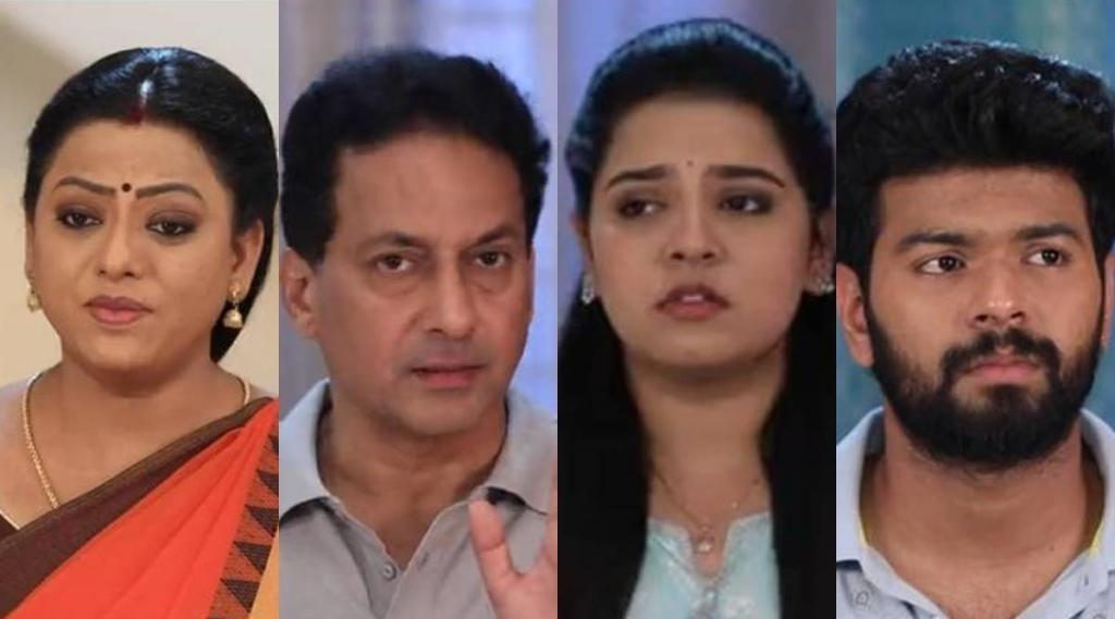 vijay tv, bakyalakshmi serial, vijay tv serial, bakyalakshmi serial today episode, விஜய் டிவி, பாக்யலட்சுமி சீரியல், பாக்யலட்சுமி, பாக்யலட்சுமி எபிசோடு, இனியா, கோபிநாத், bakya asks permission to restart masala business, bakyalakshmi, vijay tv serial bakyalakshmi, bakyalakshmi today episode, tamil serial news