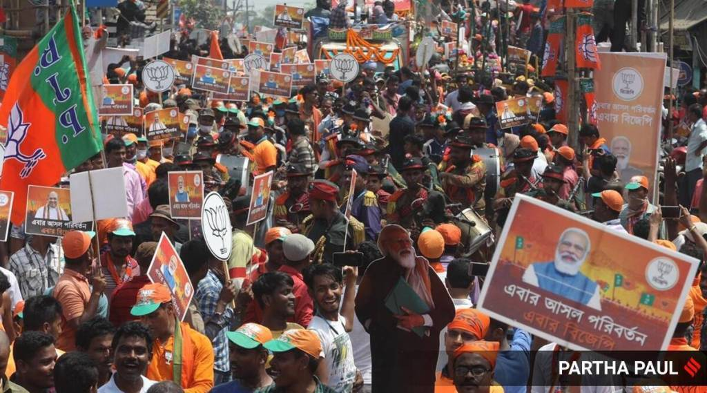 West Bengal Election 2021 Finally BJP cuts back in Bengal