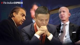 Forbes 35th annual list of worlds billionaires, worlds billionaires list, Mukesh Ambani dethrones Jack Ma in Asia, India has world's third highest no of billionaires, ஃபோர்ப்ஸ், ஃபோர்ப்ஸ் கோடீஸ்வரர்களின் பட்டியல், எலான் மஸ்க், முகேஷ் அம்பானி, ஜெஃப் பெசோஸ், கௌதம் அதானி, SpaceX founder Elon Musk, Amazon CEO and Founder Jeff Bezos, goutham adani, Forbes worlds billionaires list