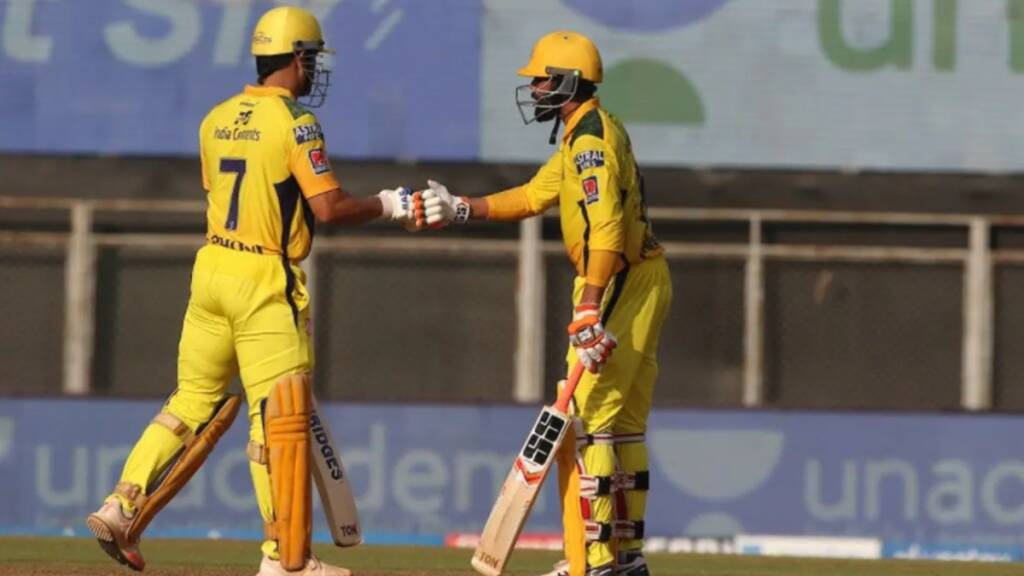IPL 2021 Tamil News:Jaddu is somebody who can change the game on his own says CSK captain MS Dhoni