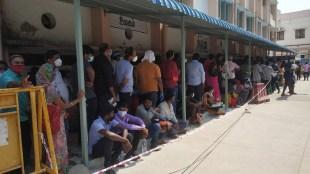 Tamilnadu news in tamil: Overcrowding at Kilpauk hospital to buy Remdesivir, complaints of poor arrangements