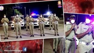 Entertainment Tamil News: Kerala police creating awareness using enjoy enjaami song