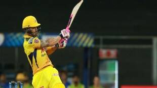 IPL cricket Tamil News: Faf du Plessis teaching Prasidh a lesson after bowling sloppy full-toss