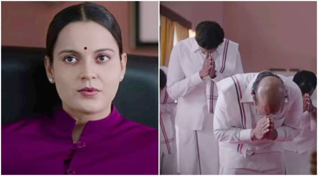 Kangana Ranaut-starrer Thalaivi's Hindi and Tamil trailers have this one major difference, watch videos