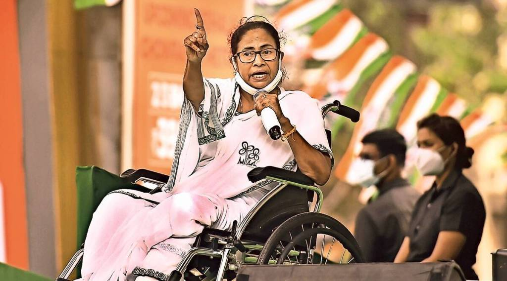 West Bengal Elections 2021 , Why no EC complaint against those who talk Hindu Muslim Mamata 2