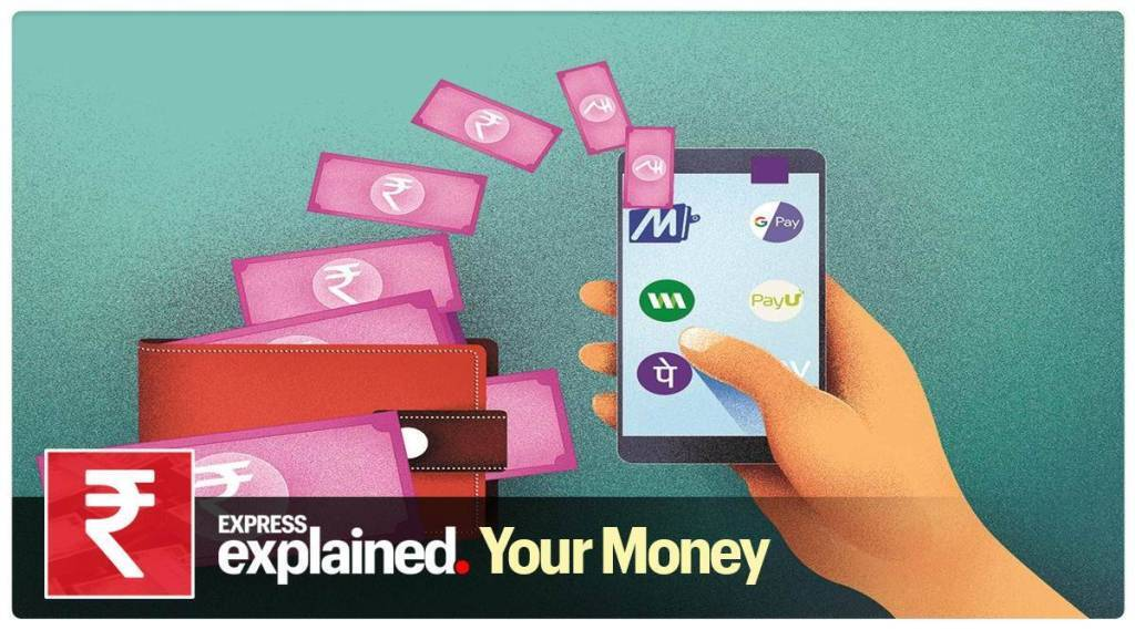 What money transfer outside banking system signals