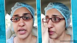 mumbai doctor emotional viral video, doctor covid appeal, dr Trupti Giladi, mumbai doctor helpless video, viral videos, indian express