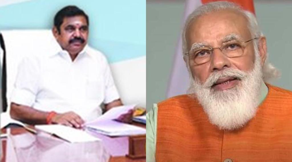CM Palaniswami letter to PM Modi, CM Palaniswami, PM Narendra Modi, முதல்வர் பழனிசாமி, பிரதமர் மோடி, தமிழகத்திற்கு ஆக்ஸிஜன் தேவை, கொரோனா வைரஸ், Tamil Nadu needs Oxygen, coronavirus, covid 19, oxygen, it is not fair to divert oxygen to other states when Tamil Nadu needs it