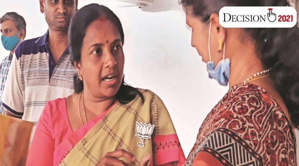Kamal Haasan vs star in her own right: a popular Tamil Nadu BJP leader