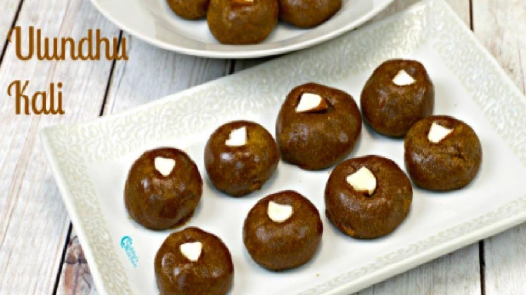 Healthy food Tamil News: kali recipe black gram karuppu ulundhu kali with jaggery