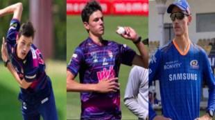 Ipl 2021: Mumbai Indians debutant player Marco jensan against captain Kohli in rcb vs mi match