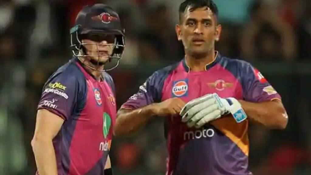Ipl cricket Tamil News MS Dhoni was the reason Pune reached IPL 2017 final, not Steve Smith: Rajat Bhatia