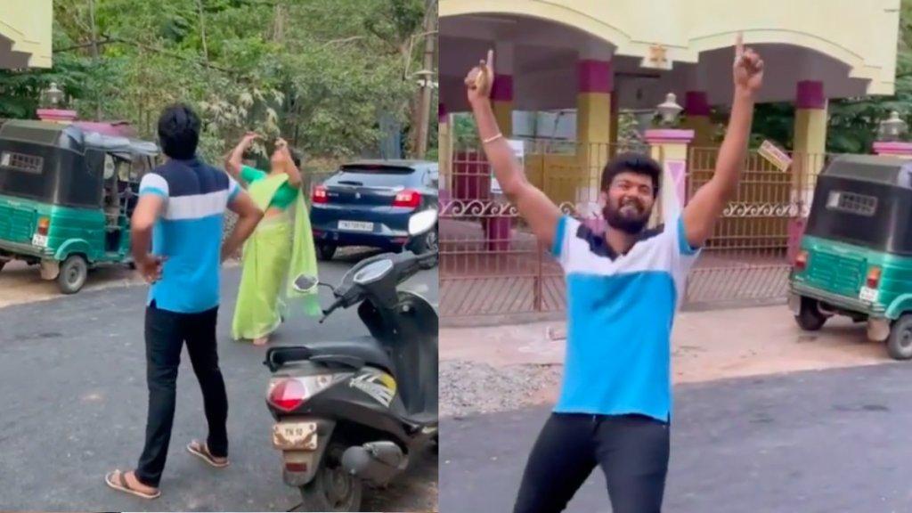 Tami tv serial news in tamil Baakiyalakshmi Serial actress ruba sree plays tennis with Actor Ezhil and friends