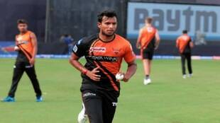 IPL 2021 Tamil News: MI vs SRH match natarajan missed in the squad