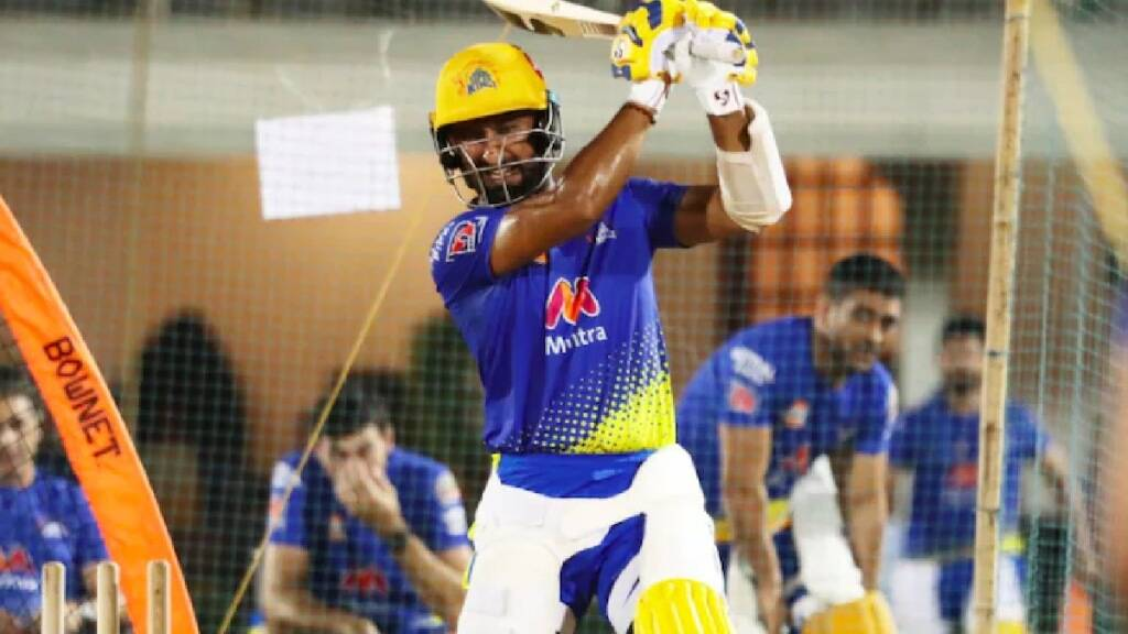 IPL 2021 Tamil News: csk player Cheteshwar Pujara not present in net practice