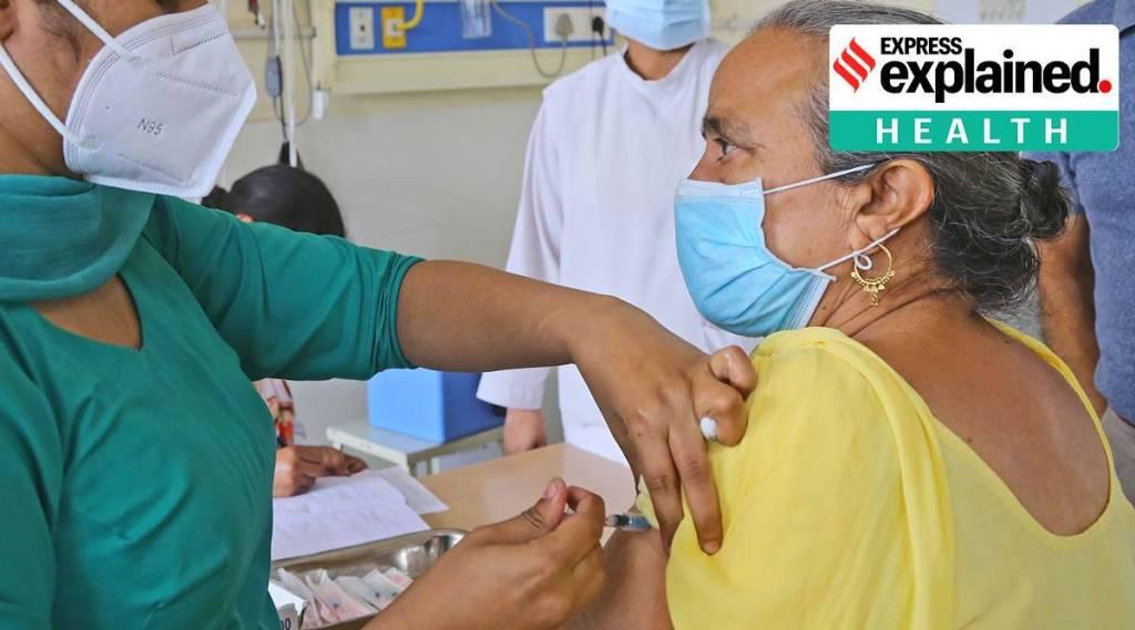 Covid 19 India second wave vaccine shortage gap between vaccine jabsTamil News