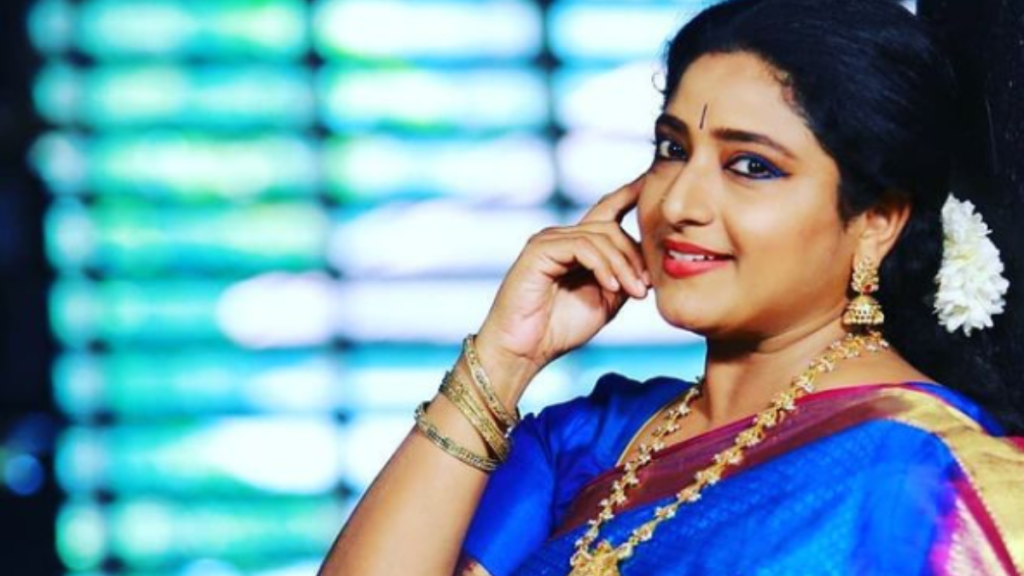 serial actress praveena, Raja rani2 sivagami