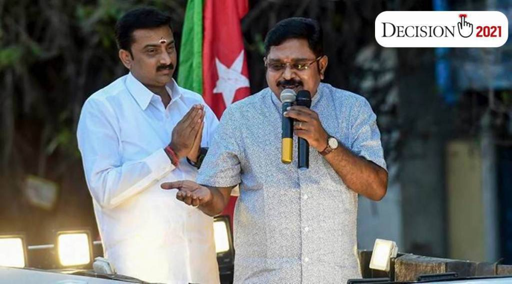 After 4 years of turbulence Dhinakaran fails to bag single seat BJP wins 4