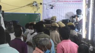 Viralimalai Constituency fight between ADMK DMK candidates