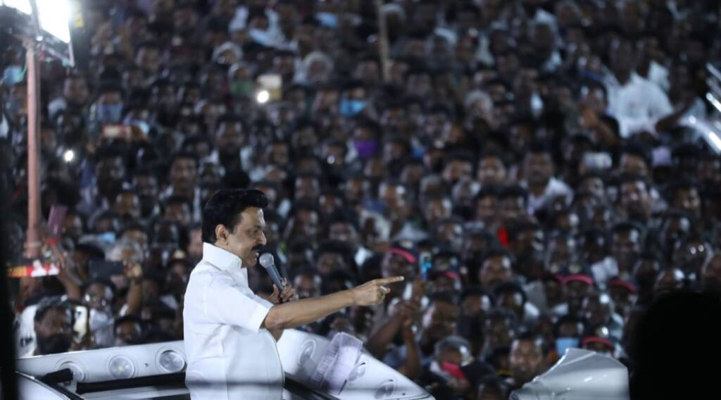 Tamil Nadu new CM MK Stalin Photo Gallery