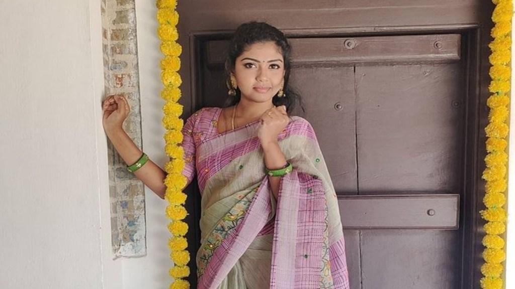 Pandian Stores Hema Wardrobe Tour Youtube Tamil News