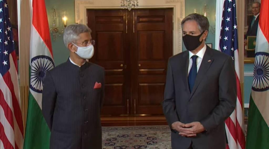 Jaishankar meets Blinken, other top officials; US underlines Covid cooperation, India help
