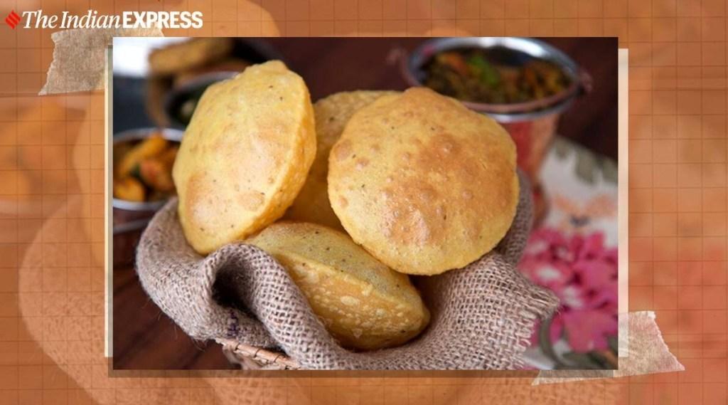 Poori recipe Tamil News: How to make crispy fluffy poori in tamil