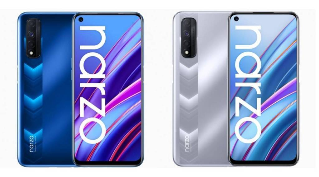 Realme Narzo 30 launched with 30w fast charge India launch Tamil News