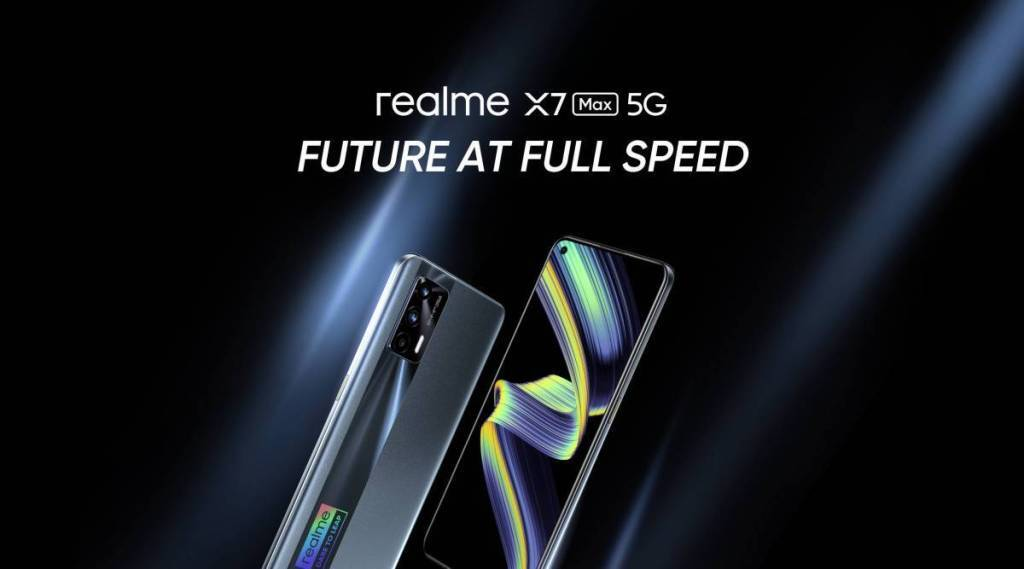 Realme X7 Max 5G Realme smart tv 4k launched in India price specifications Tamil News