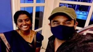 Entertainment Tamil News: Serial Actress Gabriella Sellus with Isaipuyal AR Rahman Photo goes viral